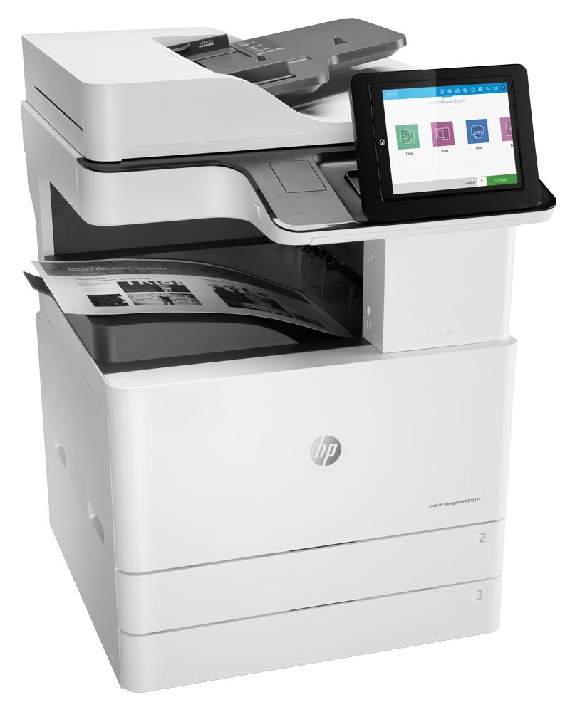 惠普(HP) LaserJet Managed MFP E72425dn